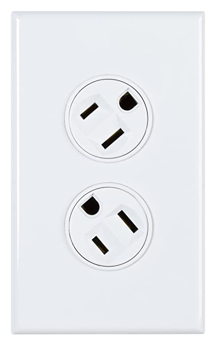 4 plex outlet cover