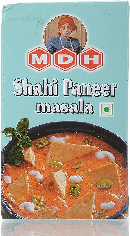 MDH Masala - Shahi Paneer, 100g Carton