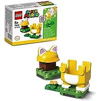 LEGO 71372 Super Mario katten-Mario - uitbreidingsset, power-up pack, klimwand-kostuum