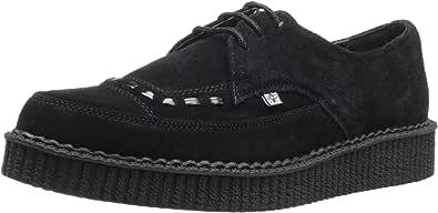 TUK Pointed Toe Creepers - Zapatos de Cuero Hombre