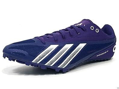 adidas Men's Sprintstar 4 M Amazon Purple/White 11.5 D - Medium