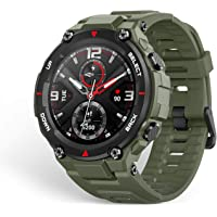Amazfit T-Rex Smartwatch, 14 Sports Modes Digital Smart Watch with GPS, Touch Control, 20-Day Battery Life, 1.3'' AMOLED…