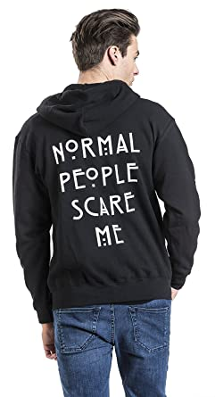 American Horror Story Normal People Felpa Jogging Nero S