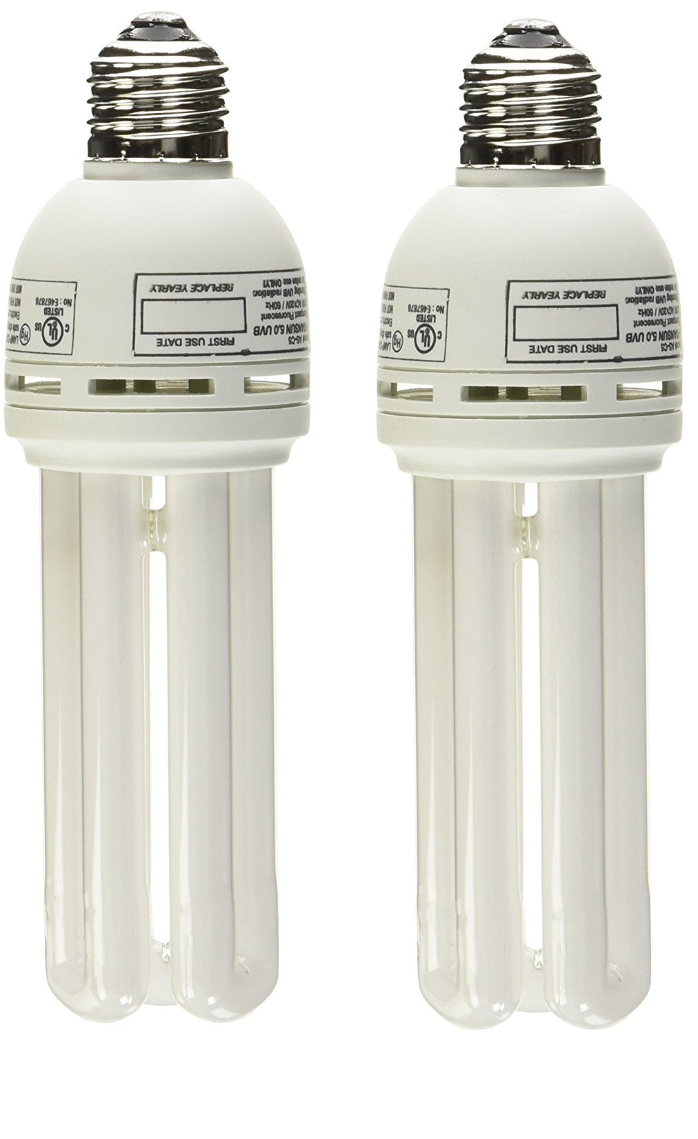 Zoo Med (2 Pack) 24975 Avian Sun 5.0 Uvb Compact Fluorescent Lamp, 26W by Zoo Med