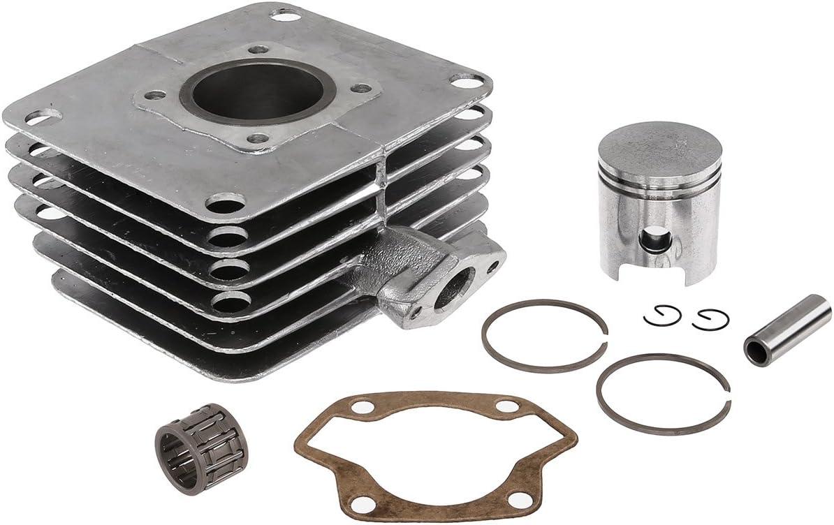 Akf Set Zylinder Kolben Nadellager 70ccm Für Simson S70 S83 Sr80 Auto