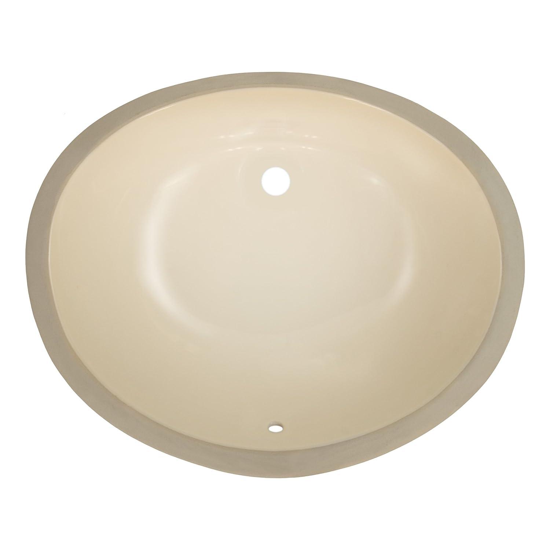 LessCare LV1512B Ceramic Vanity Sink