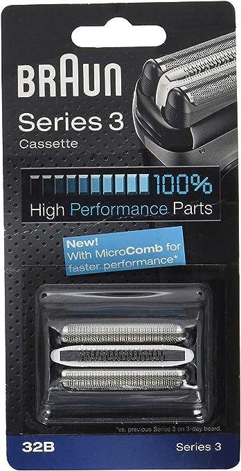 Braun Kombipack 32B Series3 auch passend 32s: Amazon.es: Hogar