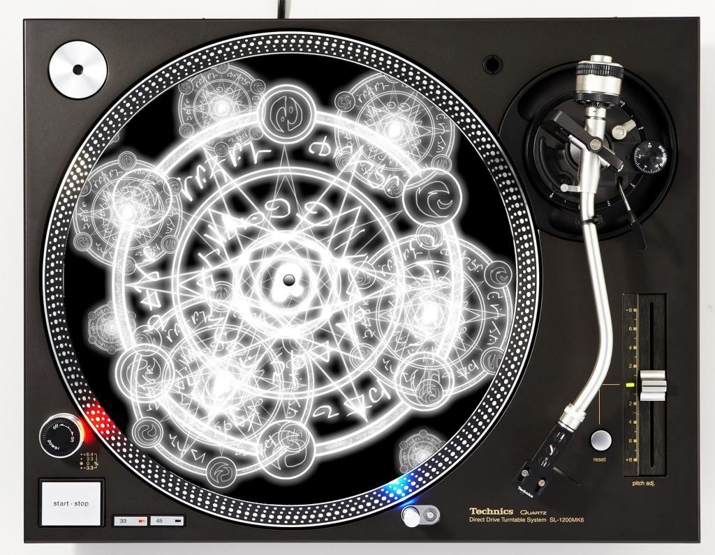 DJ Tocadiscos - Slipmat para plato: Amazon.es: Instrumentos ...