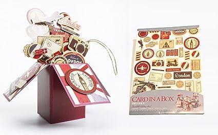 Tarjetas de 3 en 1 Pack Amazing Tarjeta de regalo en la caja para ...