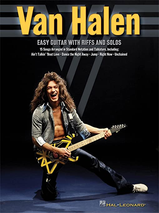 Van Halen: Easy Guitar With Riffs And Solos. Partituras para ...