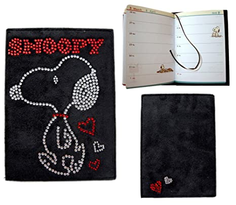 Amazon.com : Snooy 2012 Schedule Book - Calendar Planners ...