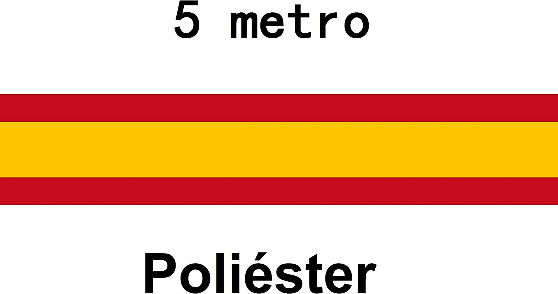 durabol Bandera de España Sin Escudo 500cm*90 cm Spain Banderas ...