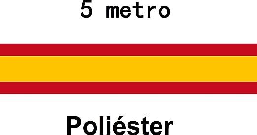durabol Bandera de España Sin Escudo 500cm*90 cm Spain ...