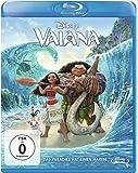 Vaiana [Blu-ray]