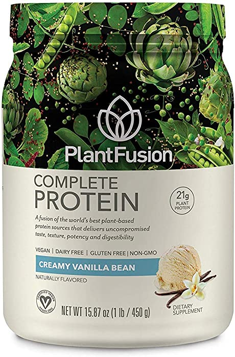 The Best Organic Plant Based Food Powder With Algea