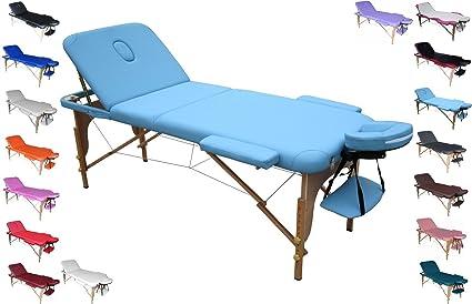 Tavolo Da Lavoro Per Estetista : Polironeshop lettino portatile pieghevole per massaggi estetista