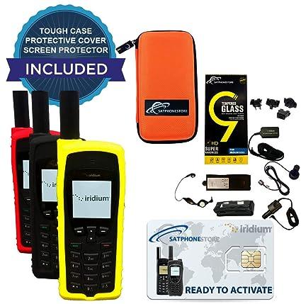 Amazon.com: SatPhoneStore 9555 Iridium - Juego de 3 fundas ...