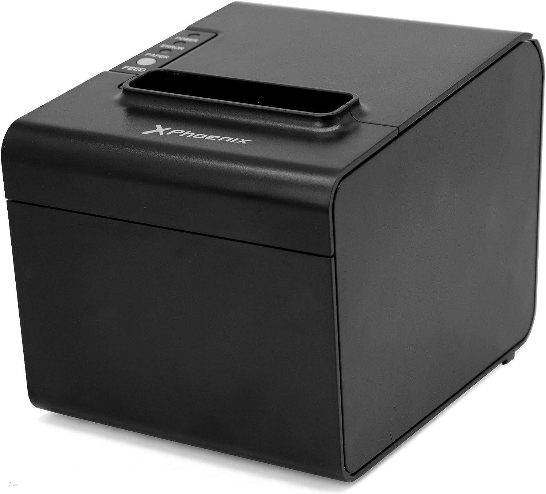 PHOENIX Impresora Ticket termica Directa 80mm phoenix minijet: Tpv > impresoras de ticket: Amazon.es: Electrónica
