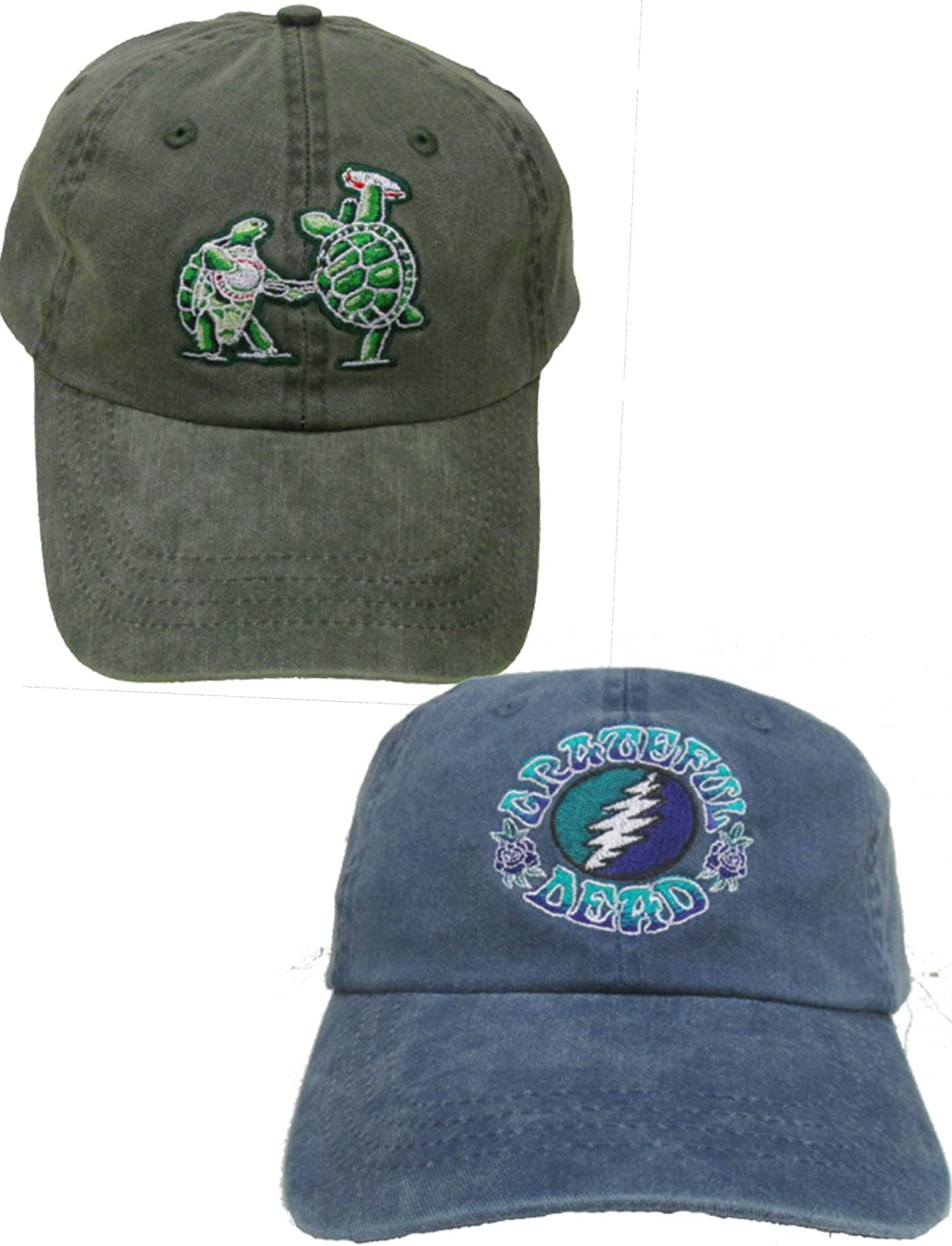 New Authentic Grateful Dead Terrapin Station Embroidered Baseball Hat