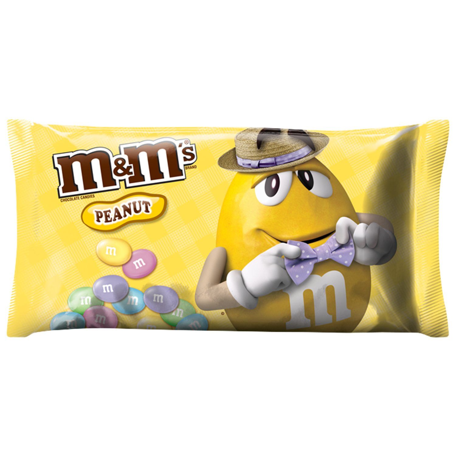 M&M's Peanut Chocolate Candy Easter Blend, 11.4 Ounce