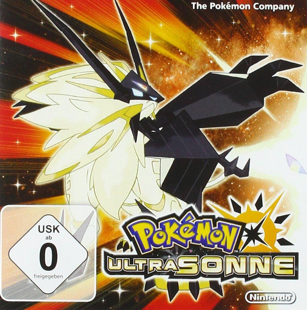 Pokémon Ultrasonne - [Nintendo 3DS]: Amazon.de: Games