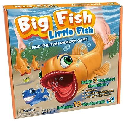 Find big fish games