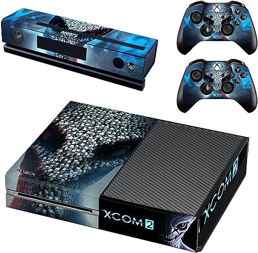 XCOM 2 Xbox One Skin Sticker Pegatinas de la piel para la consola y 2x el mando: Amazon.es: Videojuegos