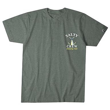 b09df0333c2c6 Salty Crew Men s Chasing Tail Heather T-Shirt