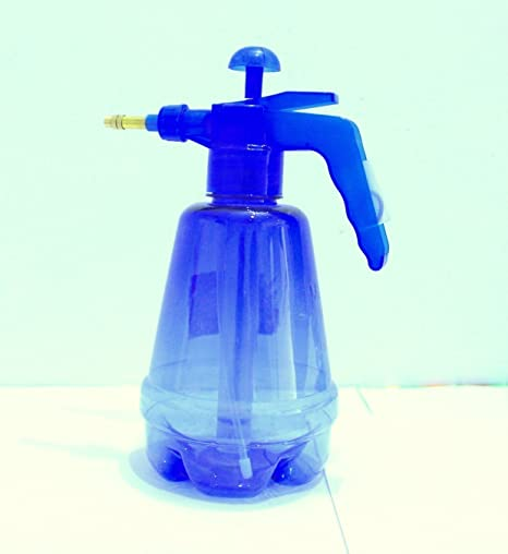 INDKART 1.5 Liter Handheld Garden Spray Bottle Pump Pressure Water Sprayer,Chemicals,Pesticides,Neem Oil And weeds Lightweight Water Sprayer