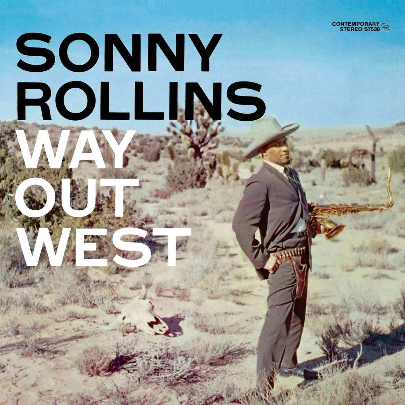 Amazon | Way Out West | Rollins, Sonny | モダンジャズ | 音楽