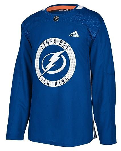 reputable site 8ca58 cd356 Amazon.com : adidas Tampa Bay Lightning NHL Men's Climalite ...