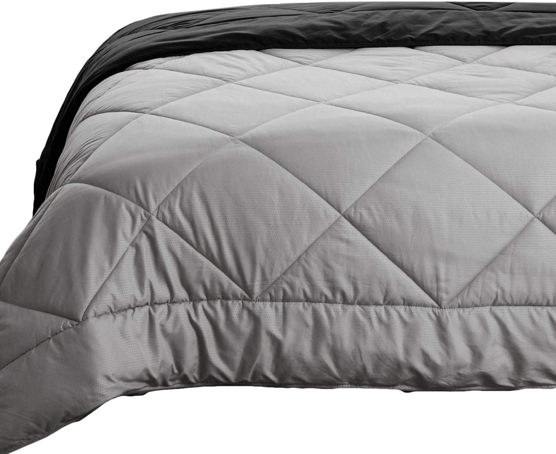 Bedsure Down Alternative Comforter Reversible Comforter Duvet King Queen Full