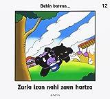 Zuria izan nahi zuen hartza (Behin batean...)