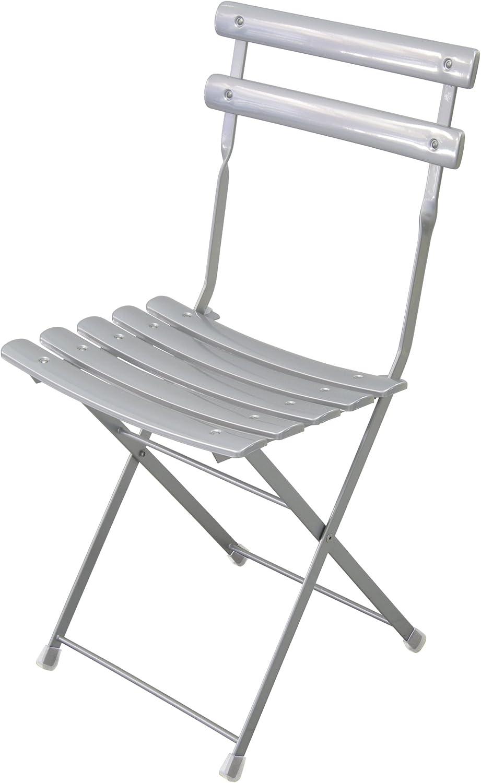 Mandalika Sedia relax in alluminio lettino da giardino mobili da giardino LETTINO SEDIA POLTRONA resistente alle intemperie