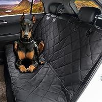 NOIR 2PCS Si/ège de voiture Bouche-Trou Faux Cuir Couverture Compatible avec Bora Bettle Caddy Jetta Lupao Passat Scirocco Sharan T-Cross T-Roc Tiguan Toareg Touran
