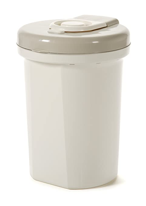 4.    Safety First Easy Saver Diaper Pail