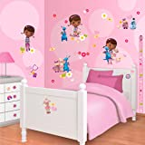 Walltastic Disney Doc McStuffins Room Decor Kits, Multi-Colour