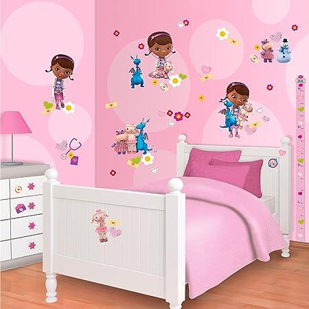 Walltastic Disney Doc McStuffins Room Decor Kits, Multi-Colour ...