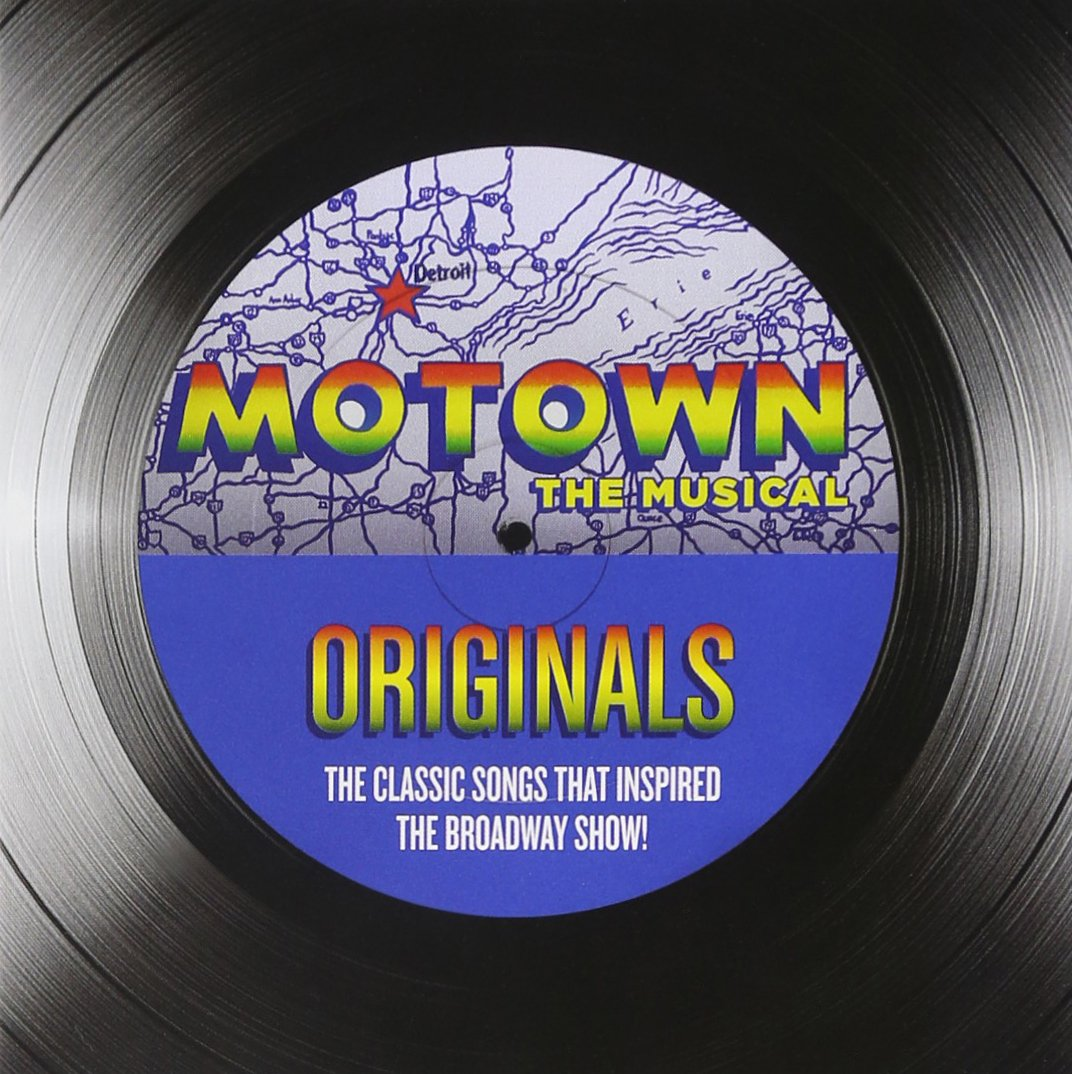Motown - The Musical - Originals [2 CD][Special Edition] by Island