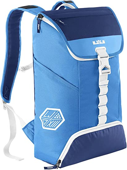 7af807b303c4 Amazon.com  Nike LeBron Max Air Ambassador 2.0 Backpack Royal BA5111 ...