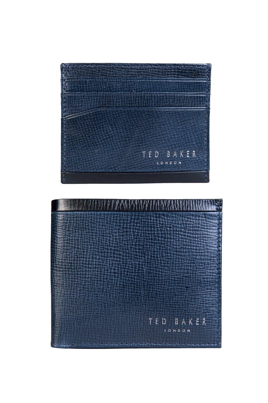 Ted Baker - Cartera para hombre , azul (Azul) - 71973 ...