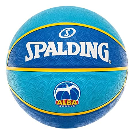 Spalding Basketball EL-Team Alba Berlin - Pelota de Baloncesto ...