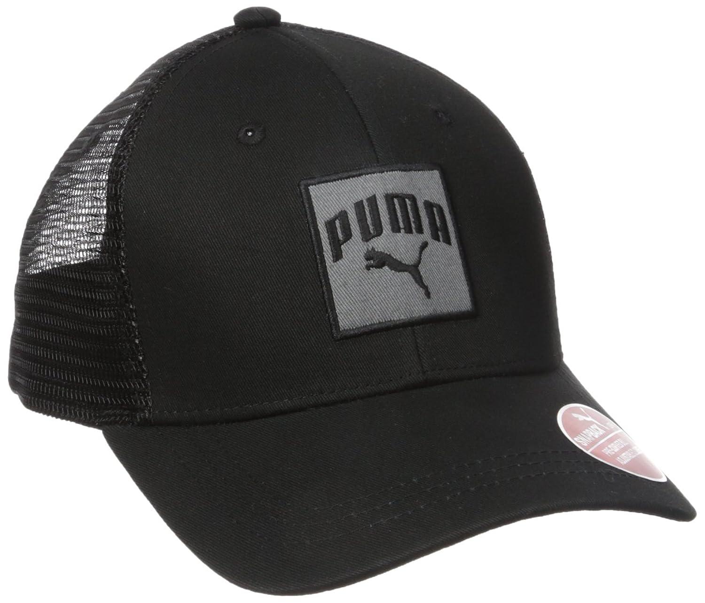 PUMA HAT メンズ B0747GKFHD  ブラック One Size