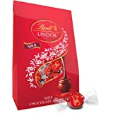 Lindt LINDOR Milk Chocolate Truffles, 15.2 oz. Bag