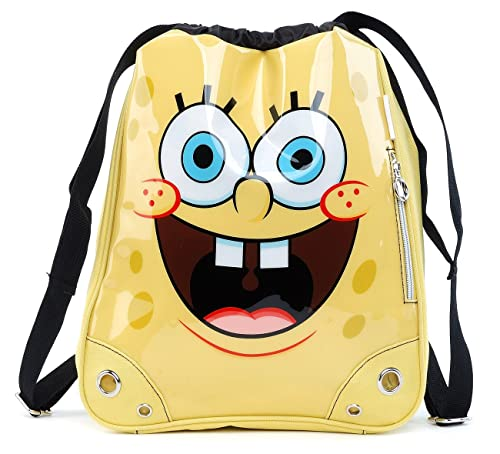 Bob esponja mochila / saco smile