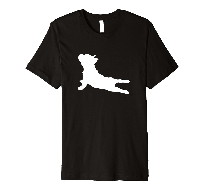 French Bulldog Yoga T-Shirt-ANZ