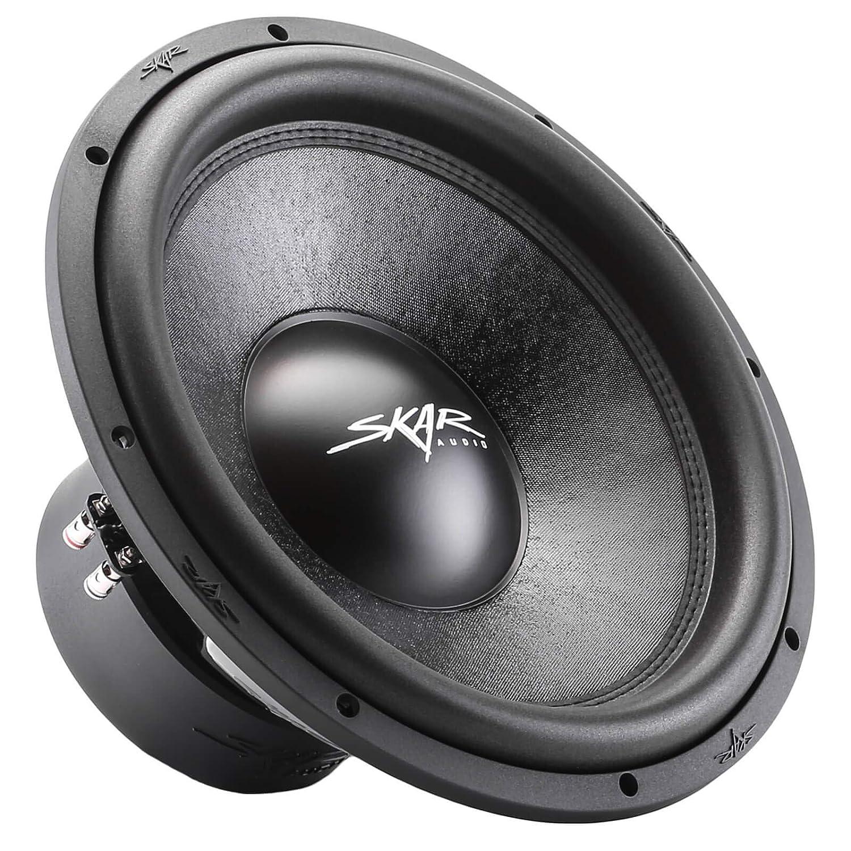 "Skar Audio SVR-15 D2 15"" 1600 Watt Max Power Dual 2 Ohm Car Subwoofer"
