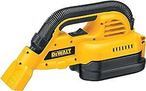 DEWALT DC515B 18-Volt Cordless 1/2 Gallon Wet/Dry Portable Vacuum (Tool Only)