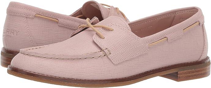 Sperry Seaport 压纹 女式船鞋 36码3.6折$36.44 海淘转运到手约¥348