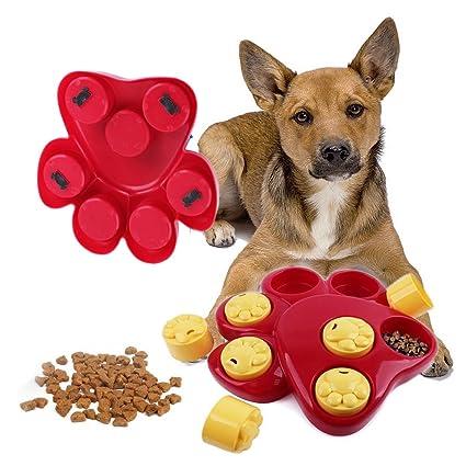 Amazon Com Dog Food Treat Dispensing Boredom Interactive Game